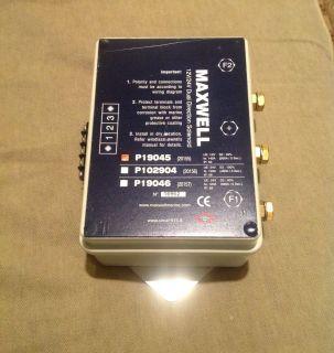 Maxwell 12V 24V Dual Direction Solenoid P19045