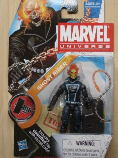 Marvel Universe Ghost Rider New