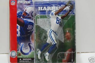 Marvin Harrison Indianapolis Colts NFL Series 2 Chase Dirty McFarlane