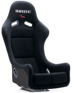BRIDE ZIEG III Low Max JDM Bucket Seat Honda ITR CIVIC INTEGRA