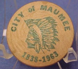 Maumee Indians http://www.popscreen.com/p/MTMyNjc3NDYz/Wooden-German-Town-City-Badge-Tag-Walking-Stick-Cane-eBay