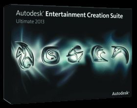 NEW Autodesk Maya Motion Builder 3DS Max Ultimate Creation Suite 2013