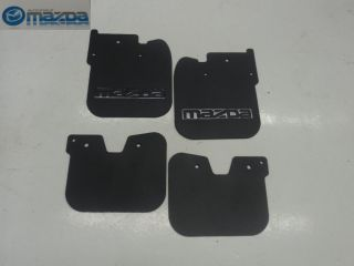 Mazda B Series 1998 2010 New Mud Flap Set