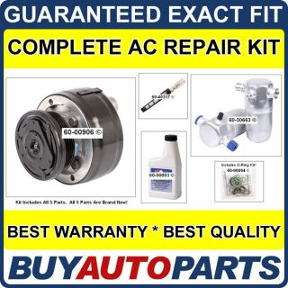1991 1992 Chevy Truck C K AC Repair Kit New Compressor