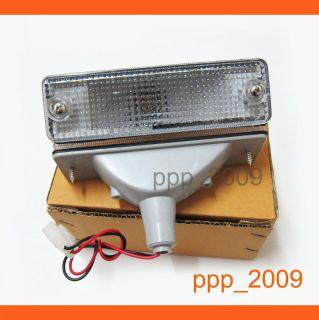 Mazda B2200 Clear Signal Lights Pickup Ute 88 89 90 91