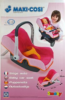 Maxicosi Baby Doll Car Seat Toy