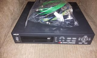 Pelco DX 4000 Series Digital Video Recorder 4 Channel DVR DX4004CD 500