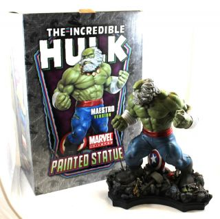 Incredible Hulk MAESTRO 2009 Bowen McDevitt 375 800 Figure Statue