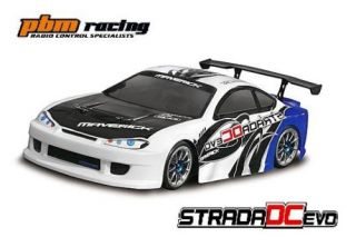 HPI Maverick Strada DC EVO 1 10 4WD RC RTR Drift Car MV12606
