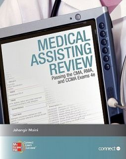 Medical Assisting Review by Moini Jahangir M D