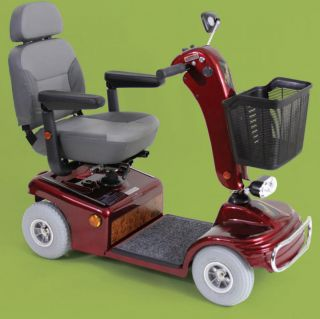 Mobility Power Scooter Medical Cart 4 Wheel Chair Easy