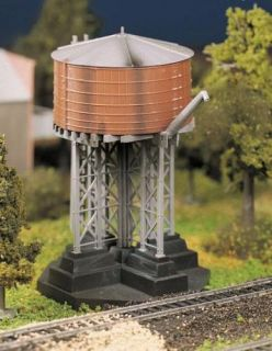 BAC45978 Water Tower Plasticville USA Building Kit