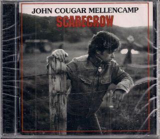 John Mellencamp Scarecrow Cougar CD