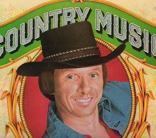 Mel Tillis Country Music LP 1981 Time Life RCA SEALED