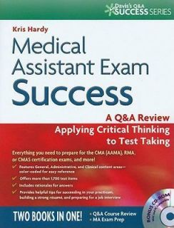 Medical Assistant Exam Success A Q A Review Applying Critical Thinking