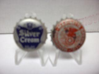 Cream Beer Menominee Champion Beer Bottle Caps Menominee MI