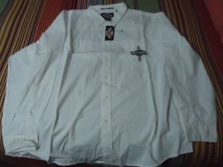 Harley Davidson Dress Mens Button Up Shirt Long Sleeve