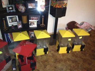 Uturn Candy Vending Machine