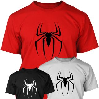 Movie Logo T Shirt Mens Unisex Super Hero Marvel s XXXL