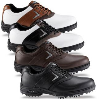 Callaway XTT Lt Saddle Mens Leather Golf Shoe