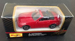 Maisto Special Edition Mercedes Benz SLK 230 – New in Box