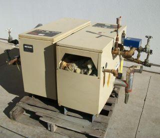 Weil McLain 133 000 Output BTU Natural Gas Boiler BL2010