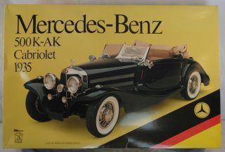 Mercedes Benz 500K AK Cabriolet 1935 Pocher