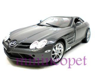 Maisto Mercedes Benz SLR McLaren 1 18 Diecast Grey