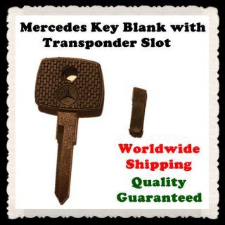 Mercedes Benz Key Blank Vito Sprinter V Class Van Truck Actros