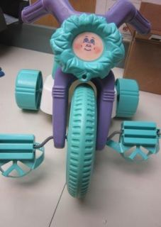 Cabbage Patch Kids Tricycle Bike Big Wheel Fits Original Dolls CPK