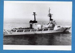 1970 US Coast Guard Cutter USCGC WHEC 717 Mellon Photo