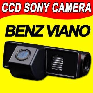 Sony CCD Mercedes Benz Vito Viano Car Rear View Camera Backup Reverse