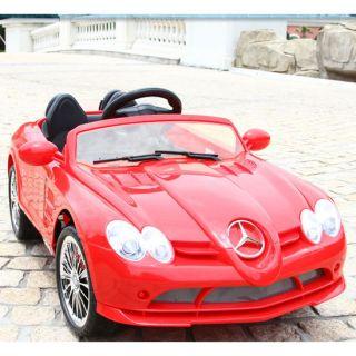 Mercedes Ride On Sports Car Toy Kids Power Wheels REMOTE Control R C