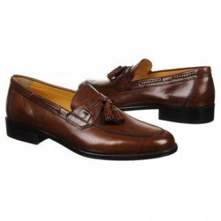 New Johnston Murphy Vauter Saddle Tan Mens Shoes