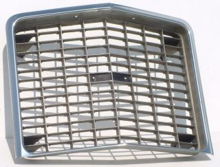 72 MX GT 1972 Mercury Montego Nice Center Grill