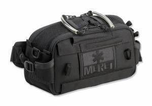 Meret FIRST IN SIDEPACK Tactical Black Trauma EMT Ambulance Bag Pack