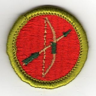 ... bsa archery merit badge together with personal fitness merit badge in