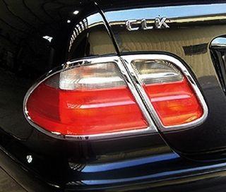 Mercedes Benz CLK Tail Light Rings