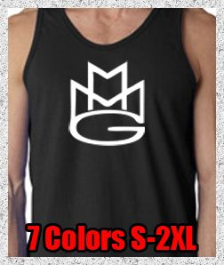MMG Maybach Music Group Rick Ross Wale Meek Mill YMCMB Wayne Tank Top