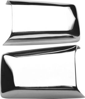 Mercedes Chrome Mirror Covers s Class 81 91