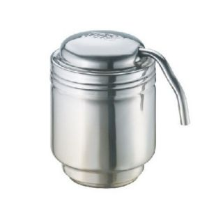 Esbit E CMSS Stainless Steel Camping Outdoors Coffee Maker