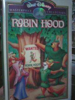 Walt Disneys Robin Hood Masterpiece Collection