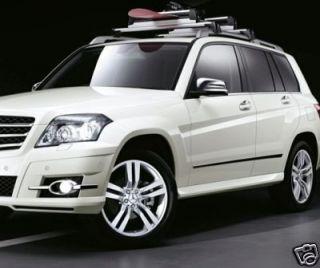 2009 2012 Mercedes Benz GLK 350 Roof Rack Bars X204 New Crossbars No
