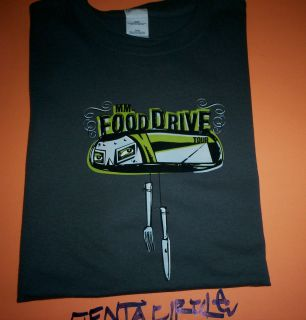 MF Doom mm Food Tour RARE T Shirt 3XL XXXL Rhymesayers Brother Ali
