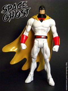 Marvel Legends custom Space Ghost w/ MF DOOM 2 pack Young Justice