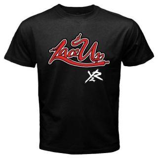 MGK Machine Gun Kelly Lace Up Y R Black T Shirt Size s XL