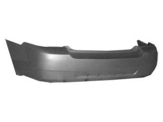 Mercury Montego Rear Bumper w O 05 07 Redfire Metallic G2 Painted
