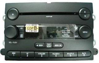Mercury Mountaineer 06 CD MP3 Radio 6L2T 18C869 AK New