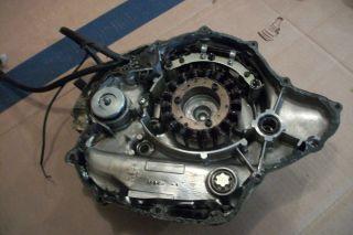 Yamaha Virago XV750 XV 750 1981 Left Engine Cover Generator Pick Up