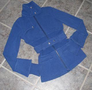 Lululemon Full Metal Jacket Wish Blue Size 2